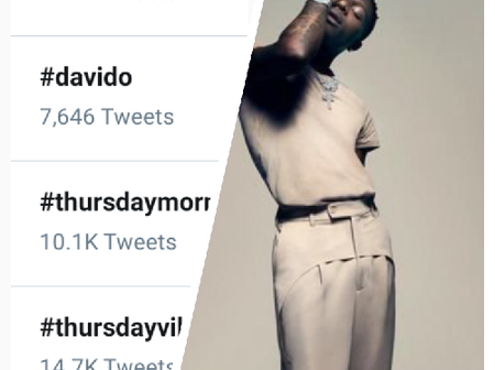 Wizkid's album titled Made in Lagos is trending on Twitter, see the reason behind its latest trend.