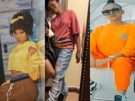 Times Tanzanian Singer Zuchu Slayed In Tomboy Fashion Style