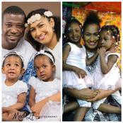 Actress Nnena Twin Girls Are Growing Up Fast, Checkout Their Photos.