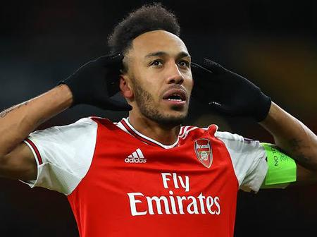 Arsenal Headlines : Arsenal Concerned as Aubameyang Suffers Injury Ahead of Manchester City clash