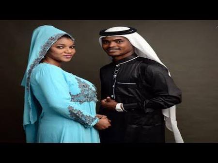 Photos Of Actor Salisu Fulani With Hadiza, Fati Shu'uma, Maryam And Other Kannywood Stars