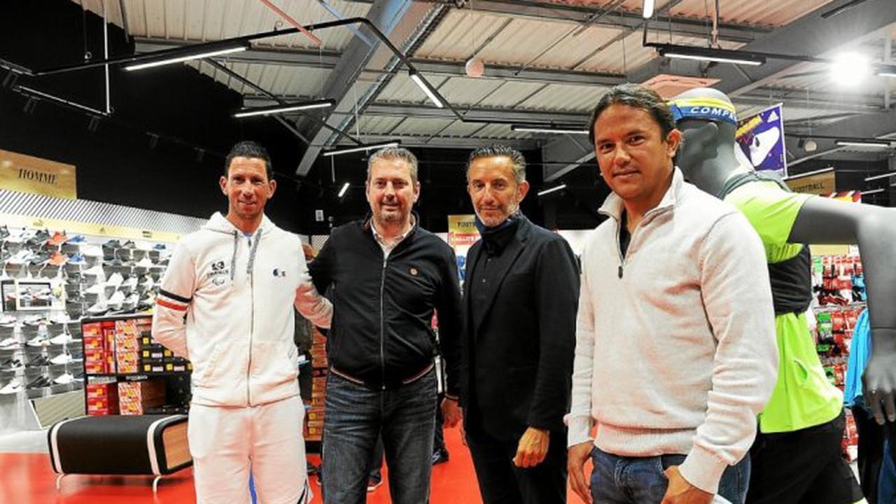 Dinard - Dinard: Sport 2000 a ouvert 1000m² à Cap Émeraude