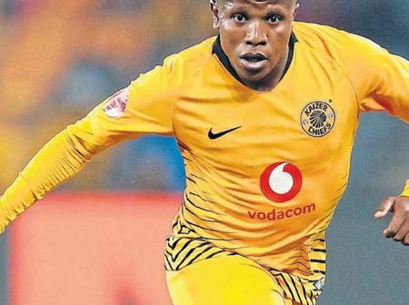 (Opinion)Kaizer Chiefs must keep Lebogang Manyama