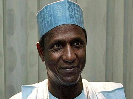 Yar'Adua Would Have Been 70 This Year, See Pictures Of His Daughters And Wife (Photos)