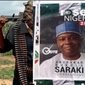 Today's Headlines: Gunmen Abduct Military Woman, Saraki 2023 Presidential Campaign Posters Hit Abuja