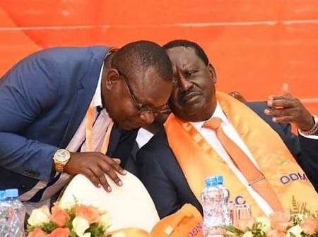 ODM Director Of Communications Tests Positive For Covid-19 In Raila Contact Tracing