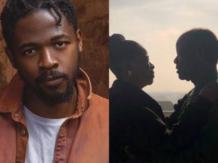 Check Out Reactions As Johnny Drille Shares His Parents' Picture On Their Anniversary