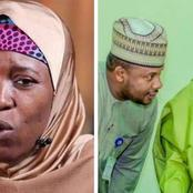 After SSS Arrested Ganduje's Aide For Demanding Buhari's Resignation, See Aisha Yesufu's Reaction