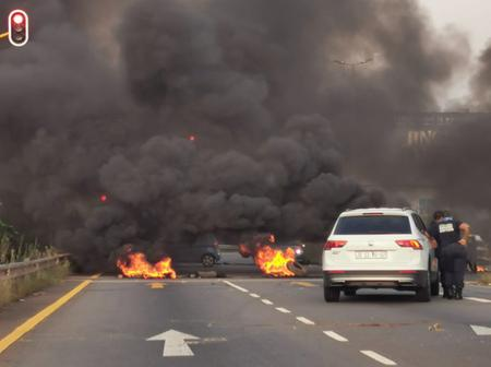 Furious Atteridgeville Residents Wants Foreigners Gone!