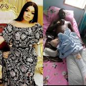 See What This Man Did For Bobrisky Despite His Condition That Made Bobrisky Vow To Give Him N500k