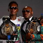 Nigeria UFC Champions Finally Lost in the UFC After winning 9 straight Games.