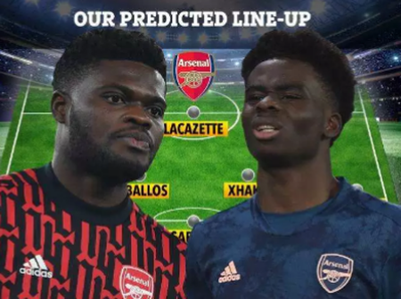 Arsenal Lethal Lineup That Can Thrash Wolves On Sunday