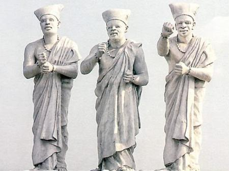 Check Out What This Popular Lagos Statue Stands For