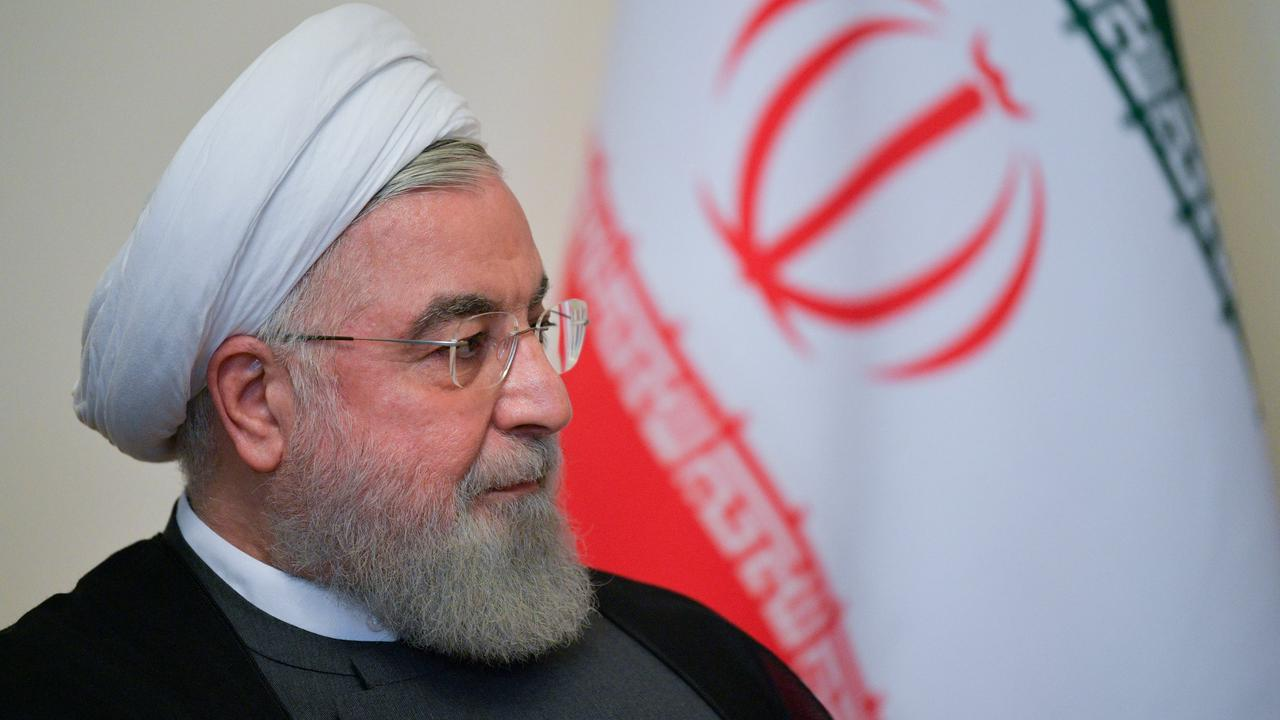 Iran's Rouhani upbeat on accord at talks to lift sanctions