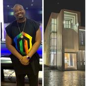 Don Jazzy is the owner of another mansion (Photos)