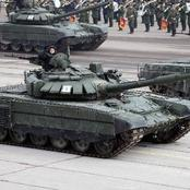 Battle Ready; See The Country That Has The Highest Number Of Battle Tanks In The World