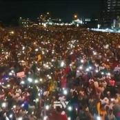 Proposed Peace Nigeria Protest Gone Violate