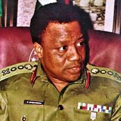 The only Nigerian President to survive a violent coup