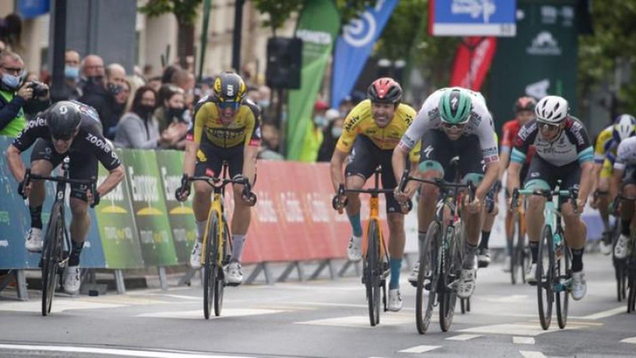 Tour de Hongrie - Alberto Dainese, 2e : «Je suis un peu malchanceux»