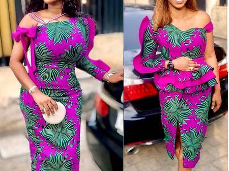 Nice Looking Fashion Dress Styles for you (See Photos)
