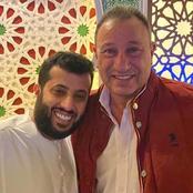 تركي آل الشيخ يفاجئ الخطيب بطلب مثير ويزف خبرًا سارًا لجماهير الأهلي..