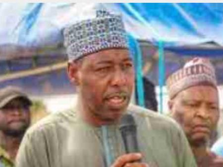 Borno State Government Debunks Media's Reports Of Attack On Governor Zulum Convoy By Boko Haram