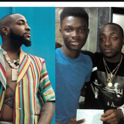 Davido Reacts As The Man He Helped Years Back Bags First Class Degree