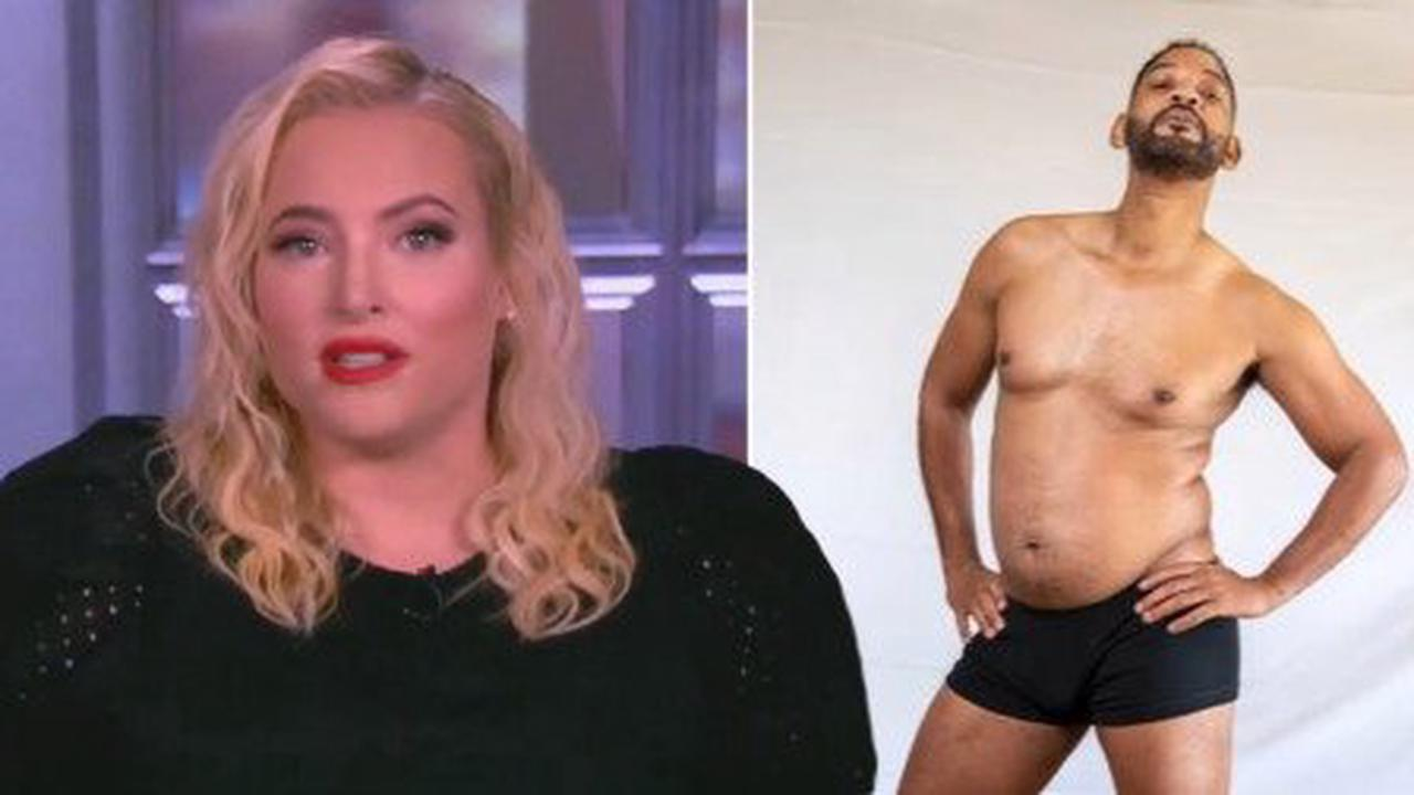 Yes, Meghan McCain was thirsting over Will Smith on The View