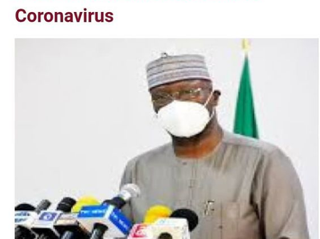 FG appeals to Nigerians not to travel home for festivities due to Corona Virus