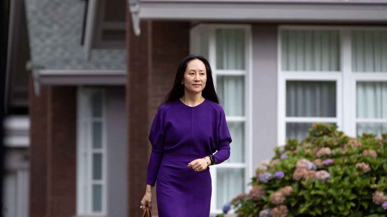 Huawei CFO Meng set to be freed after signing deferred prosecution agreement with U.S.
