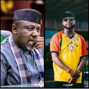 Today's Headlines: My father once worked in a restaurant -Davido, Court to forfeit Okorocha's property