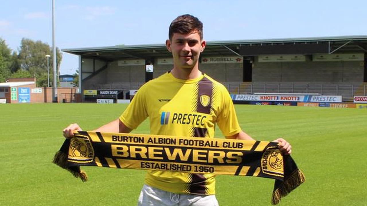 Seventh signing as O'Connor is in for Brewers