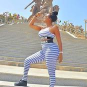 Voici les photos de Créol dans une magnifique tenue de sport qui suscitent l'admiration
