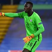 Edouard Mendy became the first keeper to do this in Europe top 5 leagues since Tuchel take charge
