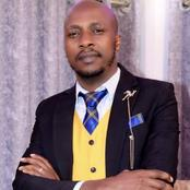Counseling and Psychology Could Not Pay Me Enough-Benjamin Zulu