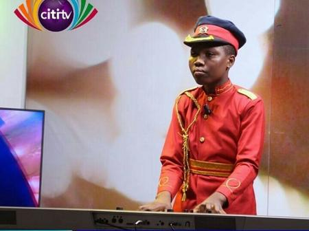Video: See Chris Tamakloe's Last Iconic Performance On Citi TV's Keyboard Idol Before His Sudden Demise