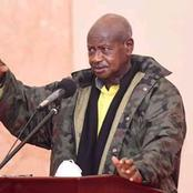 President Museveni Warns Police Officers Against Harassing Citizens