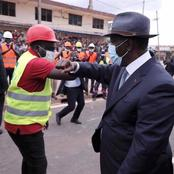Yamoussoukro : le geste de Ouattara qui n'est pas passé inaperçu et qui fait le tour de la toile