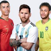 Ranking the top 3 most followed Footballers on social media in 2021