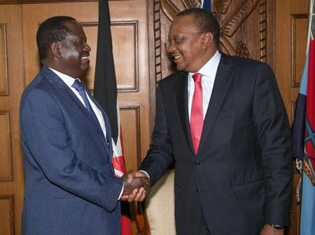 Raila Among ODM's Presidential Candidates Ahead of Today's Major Announcement