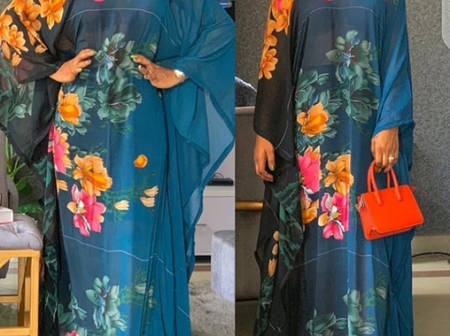 Classy Ladies, Slay Good In These 30 Flowery And Alluring Boubou Styles This Month