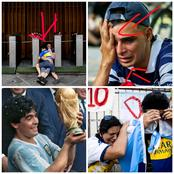 Maradona: Hours After He Died, See How Argentines Were Crying On The Streets That Got People Talking
