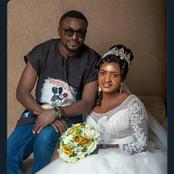 Check Out What a Man Wore To His Wedding That Has Caused Reactions (Photo)