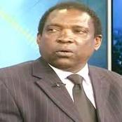 Herman Manyora's Attack on Ndindi Nyoro