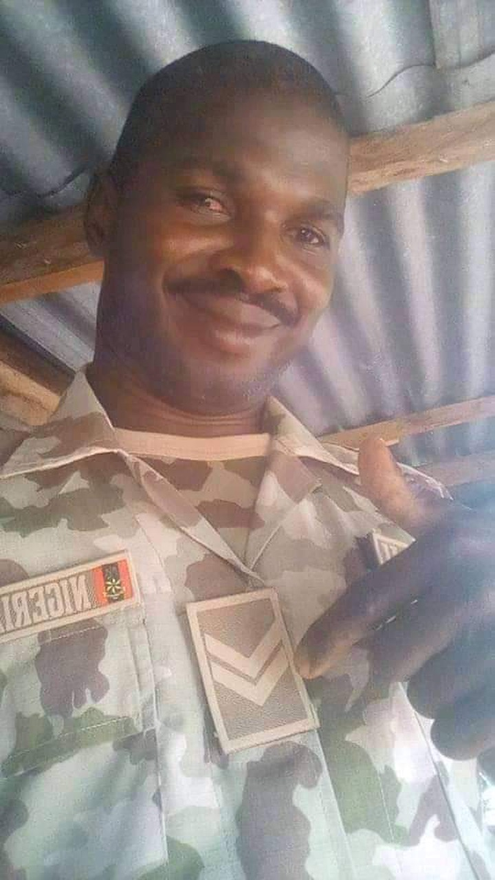 Photos Of The Nigerian Soldiers Killed in The Recent Boko Haram Attack In Adamawa