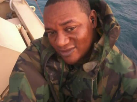 He Disarmed One Of The Kidnappers, Then Used His Weapon To Kill His Abductors- Nigerian Navy