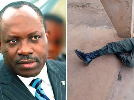 Unknown Gunmen Attack Prof. Soludo, Kill 3 Policemen