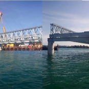 Video Of 539 Meters Likoni Footbridge Ready For Launching In 10 Days Time