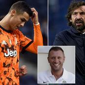 Why is Antonio Cassano harshly criticizing Ronaldo for Juventus problems instead of Pirlo?