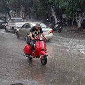 الأرصاد تحذر سكان هذه المناطق: أمطار متفاوتة الشدة تضرب مصر الأيام المقبلة.. والأهالي: